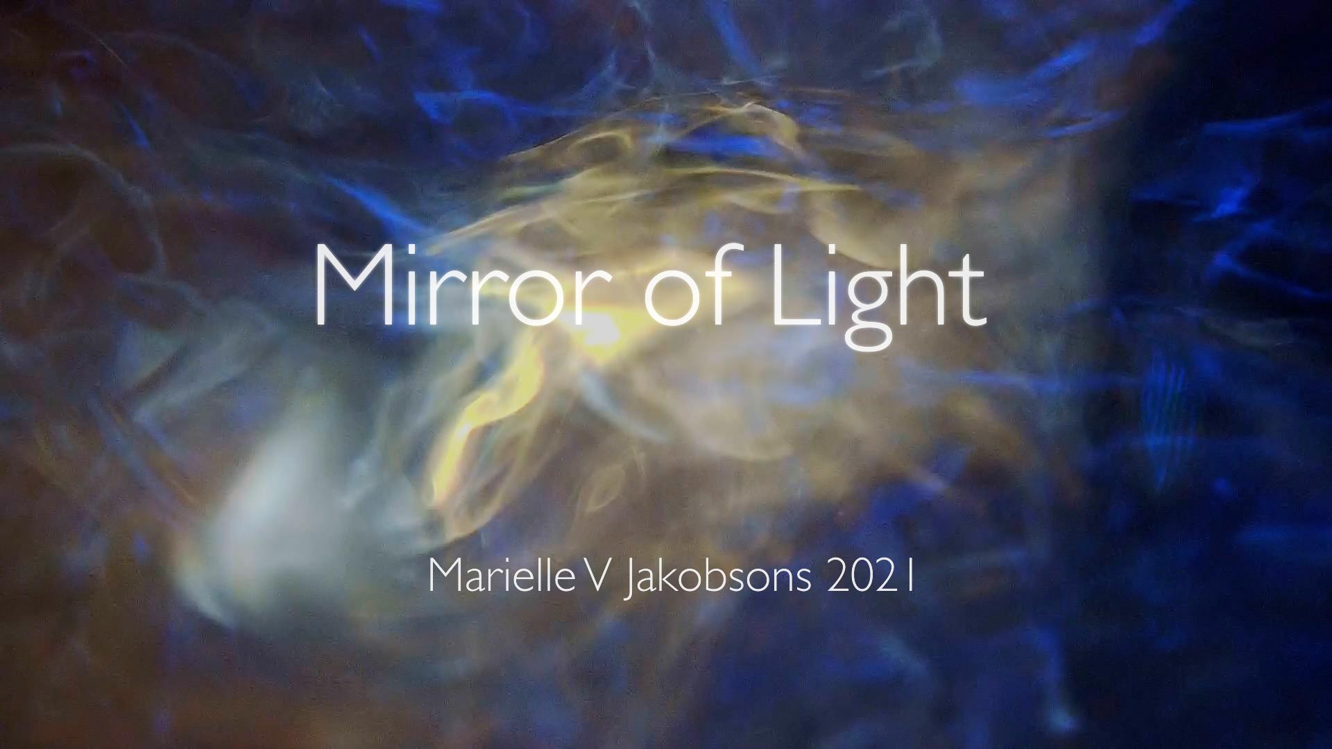 Mirror of Light Livestream